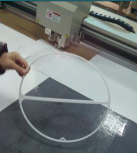 China non asbestos manhole gasket CNC equipment on sale