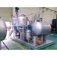 Quality Remove Bad Smell Waste Tyre Pyrolysis Oil Refining Plant for sale