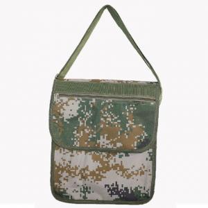 Quality Washable Camouflage Satchel Shoulder Bag For Military Fans for sale