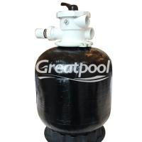 China Hot Tub Filter Top Mount Sand Filter Pool Water Cleaning Anti UV Featuring on sale