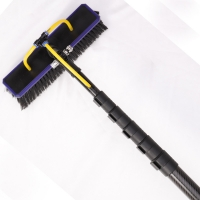 Buy cheap 25ft 20m Extension Carbon Fibre Window Cleaning Poles from wholesalers