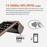 ZKC901 Touch Screen 3G Wifi Bluetooth All In One Android POS Payment