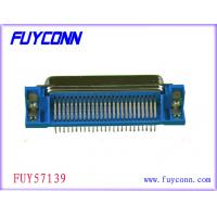 Quality Certificated UL Centronic Champ Male Right Angle PCB Connector 36 Pin for sale