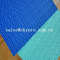 Quality Colorful Shoe Sole Rubber Sheet / soft recycled sheet customized Size for sale