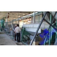 China PET Bottle Recycling Line / PET Flakes Washing Line on sale