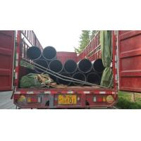 """Quality Large Diameter Black Colours SDR11 12"""" PE100 hdpe pipe for water supply, drainage, sand dredging for sale"""