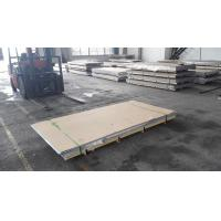 China 2D SUS439M Ferritic Stainless Steel Sheet DIN1.4510 X3CrTi17 Used For Exhaust System on sale