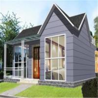 Quality Prefabricated Steel Structure Home (KXD-pH1125) 2 bedroom modular homes for sale