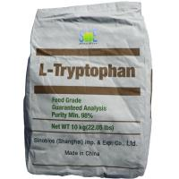 Quality 98% Pure L Tryptophan Powder Nutritional Livestock Feed Additives SAA-TRYL98 for sale