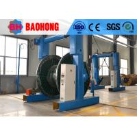 Quality High Precision Cable Machine Parts 1600 Bobbin Size With Steel Material for sale