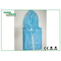 Quality PP Medical Mens Insulated Coveralls / Custom Chemical Coverall Suit Eco - Friendly for sale