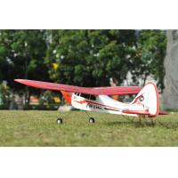 Quality 2.4Ghz 4 channel Transmitter 2.4Ghz 4ch Mini Piper J3 Cub adio controlled planes for beginners  for sale