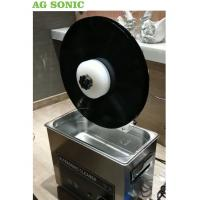 Quality Vinyl Disc Vinyl Record Lp Industrial Ultrasonic Cleaner 6.5L 150 W 40khz Frequency for sale