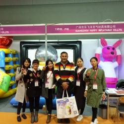 Happy Inflatable Co.,Ltd.