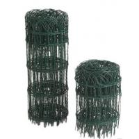 China Decorative Green garden fence on sale