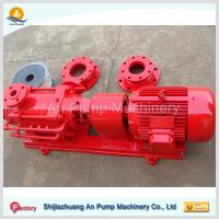 Quality Casting iron horizontal multistage boiler water pump for sale
