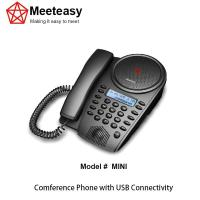 Quality Meeteasy MINI analog conference phone for sale