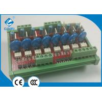 Quality 16 Way PLC SCR Module Control Board Release Overload Anti - Interference Circuit for sale