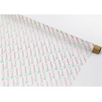 Quality Christmas Wax Printed Wax Paper Sheets for sale