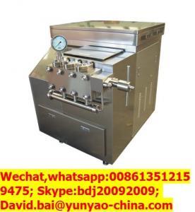 Quality fruit juice homogenizer pump for sale