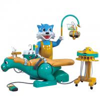 Quality Foshan Yayou A8000-IB Children Dental Chair Unit with Lovely dinosaur for sale