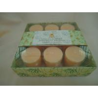 Quality OEM perfume scented candles / scented votive candle 9pcs for sale