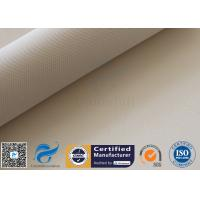 Quality High Silica Fabric 1200℃ 36OZ 50M Roll Oven Heat Insulation Sealing for sale