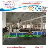 Quality Co - Extrusion Type WPC Extrusion Line Wpc Production Line 150*25mm for sale