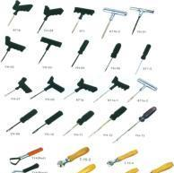 China tyre repair tools/tire repair products/inserting tools/patch tools on sale