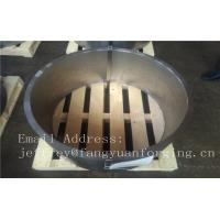 Stainless Steel Forging Ring  Forging Annealing PED Certificate