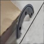 Quality semi-automatic carton box making slitting creasing machine for sale