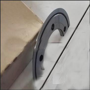 Buy semi-automatic carton box making slitting creasing machine at wholesale prices