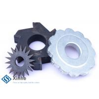 Quality 6pt Carbide Tipped Milling Cutters , Tungsten Blade Scarifying Milling Accessories for sale