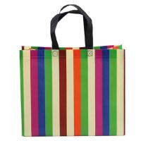 Quality Polypropylene Non Woven Reusable Bags Recycled Earth Friendly Shopping Bags for sale