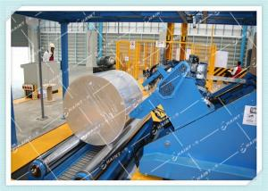 China Paper Roll Kraft / Stretch Wrap Systems Automatic Type Module Structure From Chaint on sale