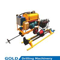 Quality Full Hydraulic Portable Tunnel Using Drilling Rig for sale