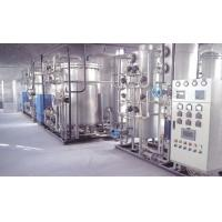 Quality Durable Hydrogen Generation Plant By Water Electrolysis With H2 Capacity 125Nm3 / H for sale