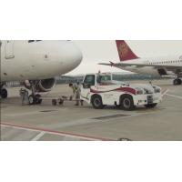Quality Reliable Airport Tow Tractor Four Wheel Steering , Ground Service Equipment for sale