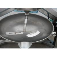 Quality Multifunction Automatic Wok Cooker , Different Capacity Automatic Stir Fry Wok for sale