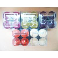 Quality Long Burning Time Scented Tealight Candles for Wedding for sale