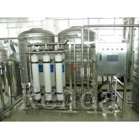Quality Water Treatment / Purification RO Pure Water Treatment Equipment ISO Certification for sale