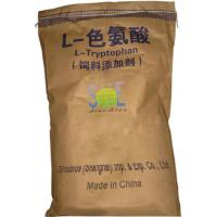 Quality L Tryptophan Amino Acid Powder Feed Additives For Poultry SAA-TRYL985 for sale