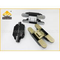 Quality European Invisible Heavy Duty Door Hinges 180 Degree 200*32*32*42mm for sale