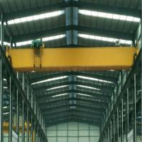 Quality Factory Plant 10t Overhead Crane 380V 50Hz 3 Phase Indoor Chain Sling for sale