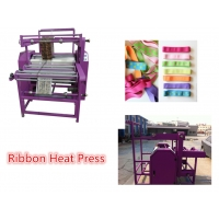 Quality Ribbon Heat Press for All Kind of Fabric Calander Heat Press Machine for sale