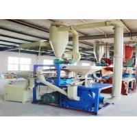 Quality Abrasion Resistance Plastic Pulverizer Machine Automatic 60 Mesh Overload Protection for sale
