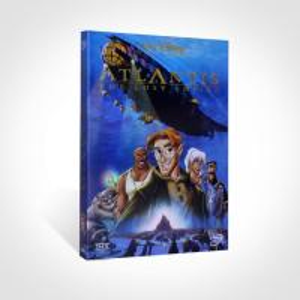 China wholesale disney Atlantis - The Lost Empire dvd,movie supplier wholesaler on sale