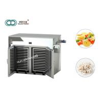 Quality Fruit Vegetable Hot Air Circulation Oven Stainless Steel 316L CT-C Series Industrial for sale