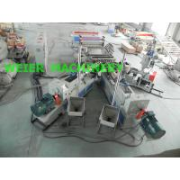 Quality Plastic PVC Corrugated Roof Sheeting Machine 4 Layers Multi-cavities for sale