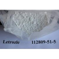 Quality Safe Injectable Anti Estrogen Steroids Hormone Letrozole / Femara CAS 10540-29-1 for sale